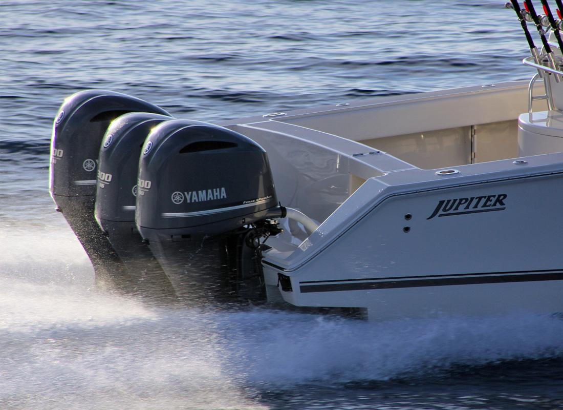 34 Hfs Jupiter Marine Standard Boat Wiring Diagram Bass Magazine Ken C